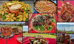 Древната Македонска храна