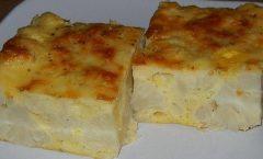 Карфиол во тесто