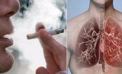 Детокс пијалак за сите пушачи кои сакаат да си ги прочистат белите дробови