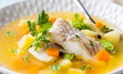 Супа од Езерски Риби