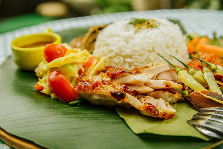 Ориз со печурки и зеленчук