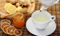 Чај од ѓумбир за студени денови без грип и настинки