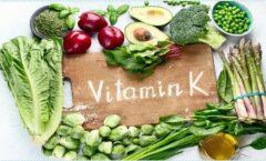 Зошто е важен витаминот К за вашиот организам?